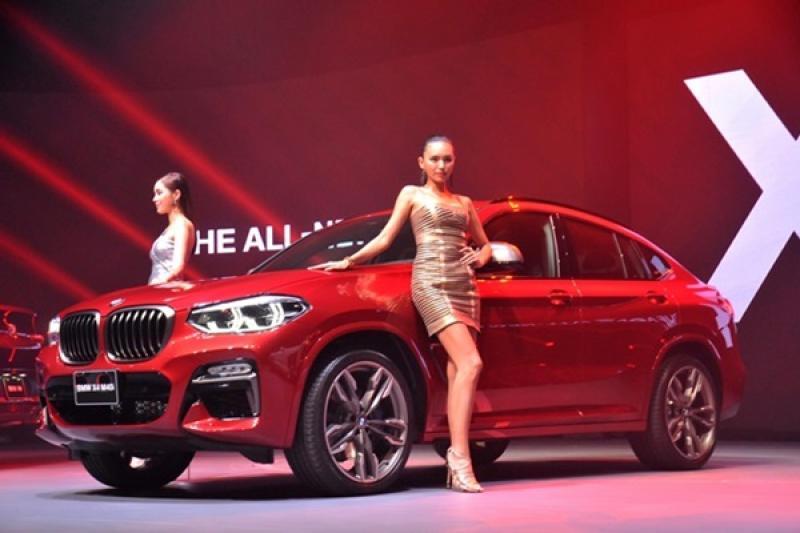 超帥氣豪華運動休旅,BMW X4 大改款今日登陸台灣!