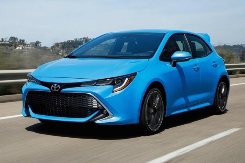 車名註冊露餡!Toyota 有望推出 Corolla 跨界休旅車?