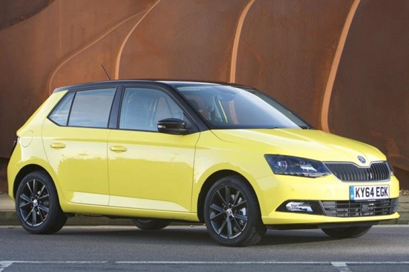 Škoda Fabia 雙贏特仕版限時限量供應,雙色外觀、配備升級!