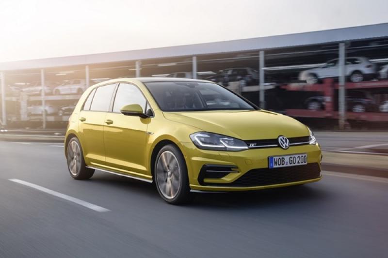 VW Golf 第 8 代明年 6 月量產,定位將提高到雙 B 等級?