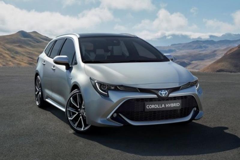 這消息果然是真的!Toyota 正式公佈 Auris 歐規旅行車官方照與規格