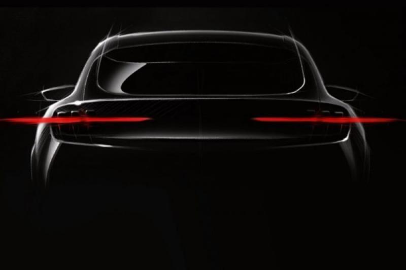 被迫改名的 Ford 全新電動 SUV,首張預告圖終於問世!