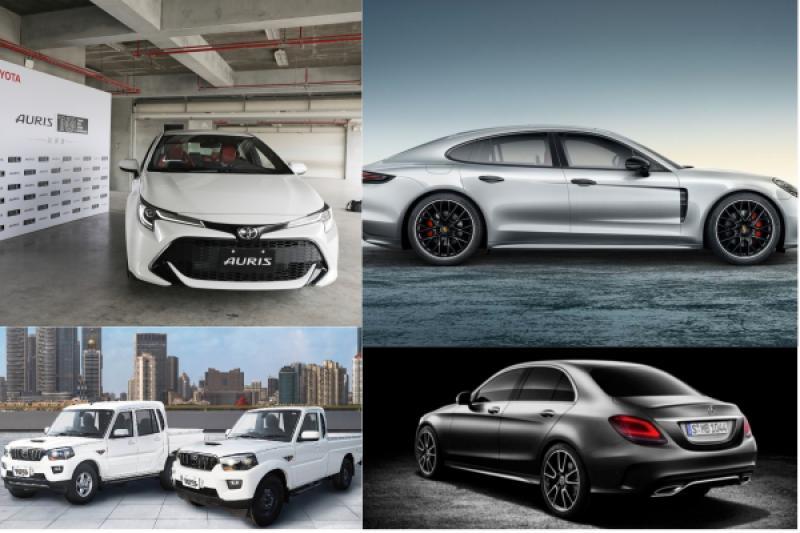 民俗月再見!4 款新車台灣本週連續發表,車型多樣化