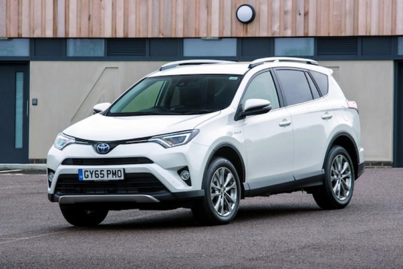 10 款英購車網站評選可靠度最佳汽車名單,其中 2 款連一個問題都沒有!