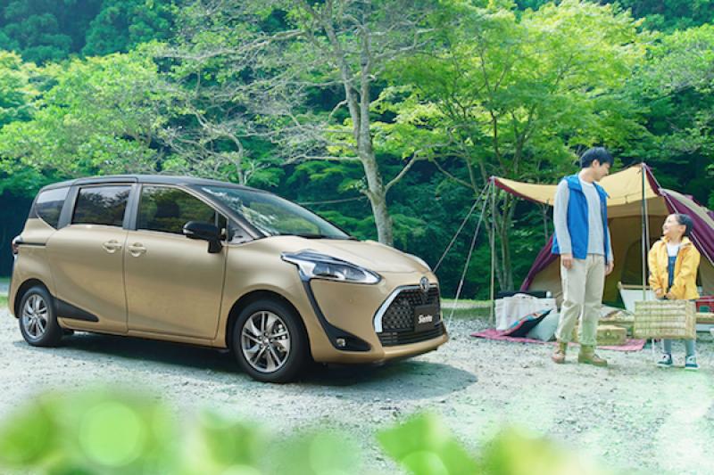 雙色車身成趨勢!Sienta 小改款日本發表