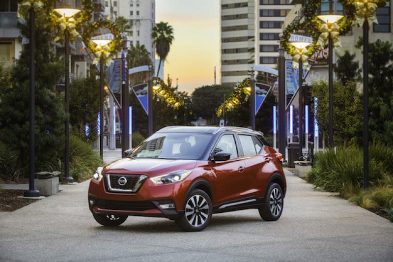 2 款跨界小休旅確定 Q4 台灣上市!Nissan Kicks 預售日期已確定... - 自由電子報汽車頻道