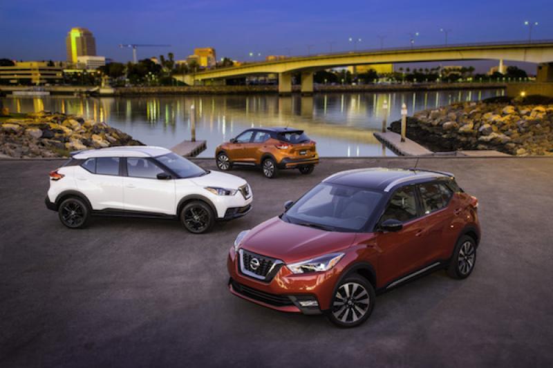 2 款跨界小休旅確定 Q4 台灣上市!Nissan Kicks 預售日期已確定...
