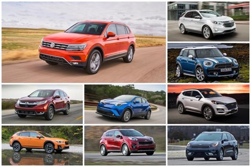美公佈「最有魅力」中小型 SUV,這 3 款獲得車主滿分肯定!