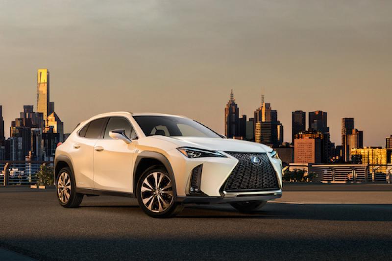 Lexus 最入門休旅台灣上市倒數!外媒試駕 UX 後有何感想?