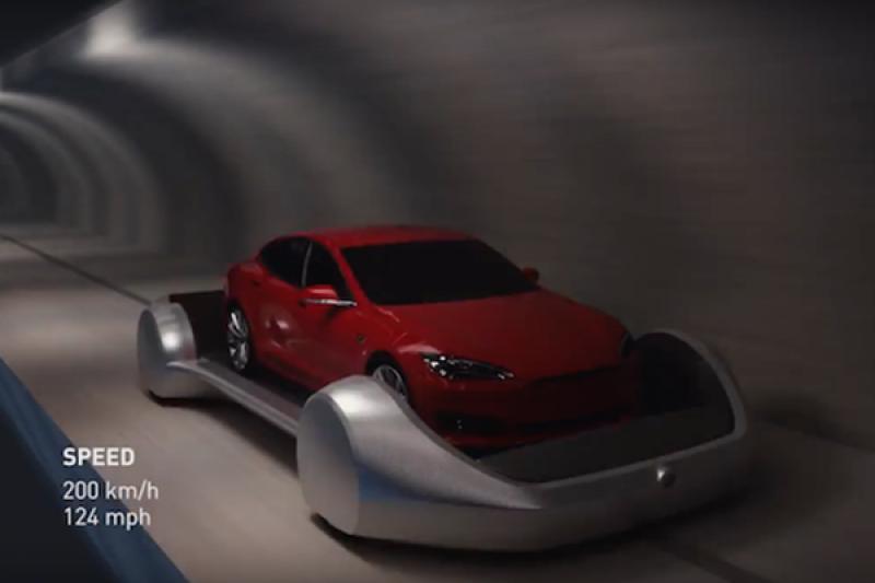 地底隧道解決塞車真的有譜?Tesla 創辦人瘋狂計畫有最新進展...(內有影片)