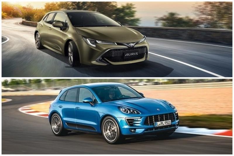 新車 5 年後還有多少價值?美公布 2018 各級距最保值車款名單