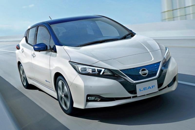 全球賣最好電動車推高性能版,Nissan Leaf E-Plus 年底問世!