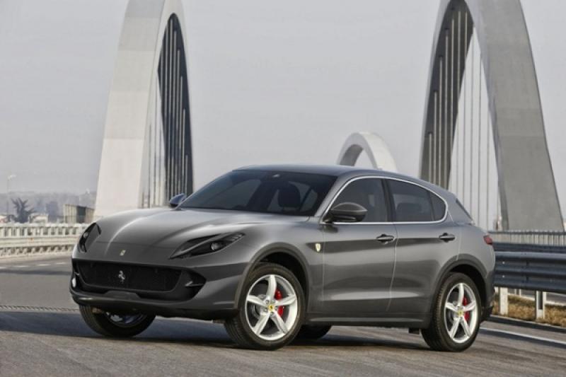 執行長堅稱這不是 SUV!Ferrari 休旅 Purosangue 計畫曝光...