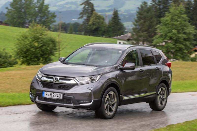 台灣只能羨慕!歐洲 Honda 確定 10 月開賣 CR-V Hybrid 油電
