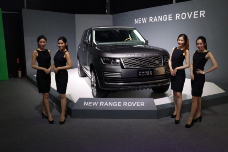 【現場直擊】Land Rover 小改款 Range Rover/Range Rover Sport 台灣上市!