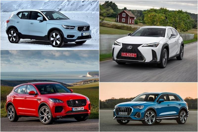 高級品牌小型 SUV、Crossover,比百萬以上中大型房車更潮的購車選擇!