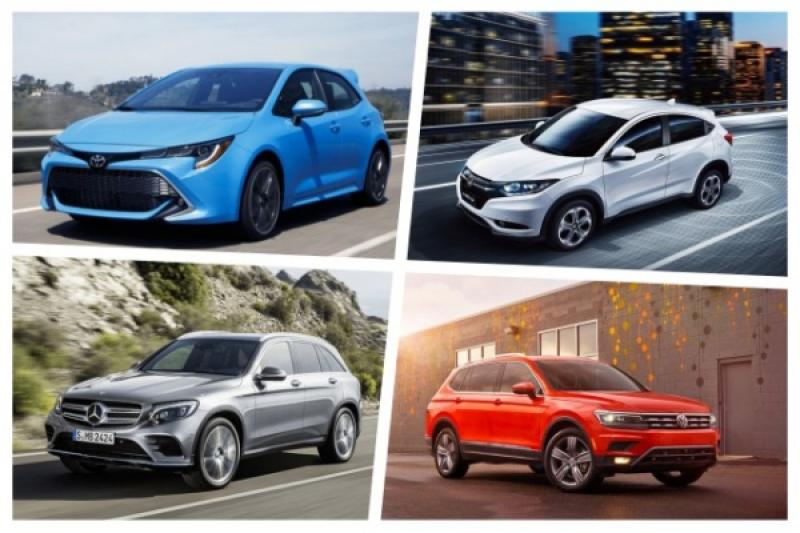 台灣 9 月新車銷售出爐,進口房車第一名不再是 Mazda 3!