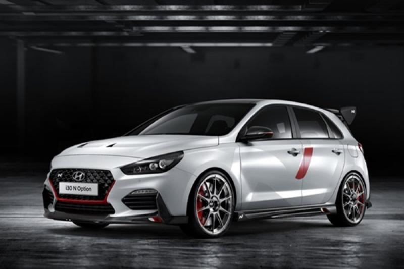 巴黎車展重現台灣曾上市的掀背車!Hyundai i30 性能概念車帥氣又熱血