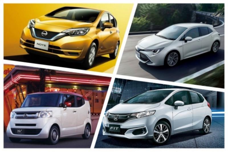 日本 9 月銷售排行榜出爐,年度最暢銷車款比拚超激烈!