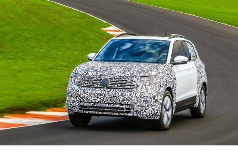 VW 最新跨界小型 SUV,T-Cross 據傳 10/25 登場!