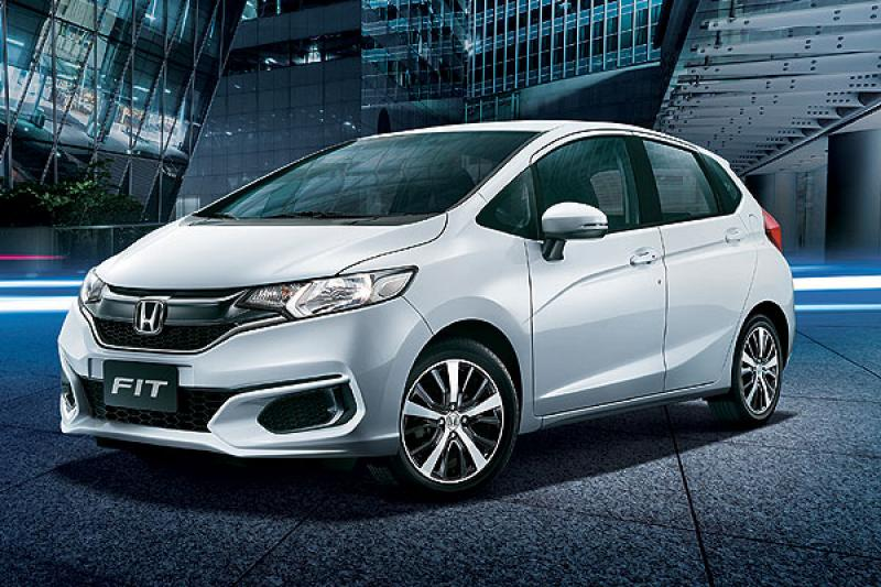 Honda Fit 大改款偽裝車現身,1.0 渦輪油耗有望達 30 km/L!