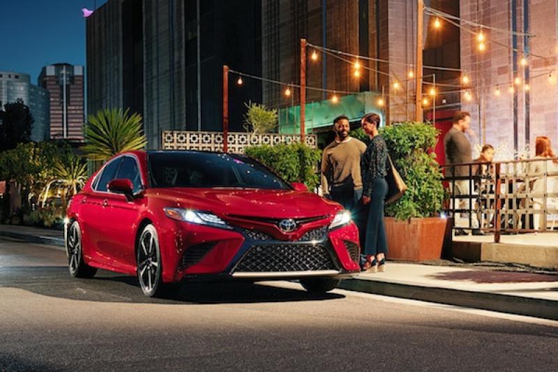鋒頭壓過跨界 Prius c, Toyota Camry 大改台灣上市時間確定!(內有影音)