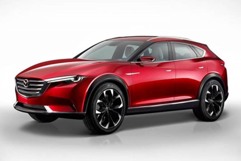 SUV 不嫌多!Mazda 擬再推 CX-6 全新跑旅