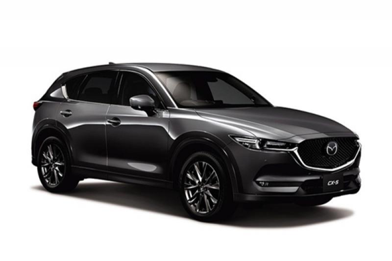除 2.5 升渦輪還有最新動態系統!日規 Mazda CX-5 確定納入(內有影片)