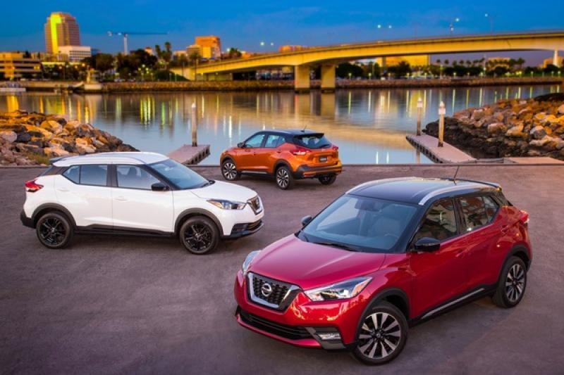Nissan Kicks 即日起展開預售,提供 9 種車色與 3 種雙色內裝搭配!