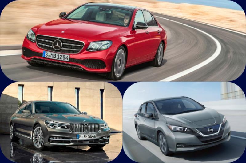 美公布 5 年折舊率最高 10 款新車,雙 B 為何有 5 款入選?