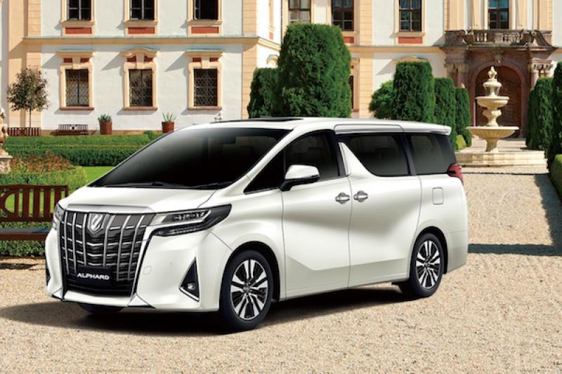 Lexus 打算進軍 MPV 市場,首款車可能以「它」為範本!