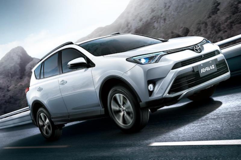 台灣進口新車前三季銷售前 10 名,SUV 休旅快讓轎車沒生存空間!