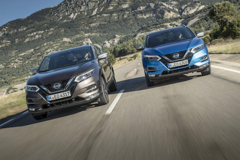 賓士加持合作!Nissan 跨界休旅改裝 1.3 升渦輪引擎