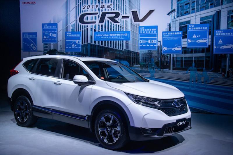 售價正式突破 100 萬!Honda CR-V 新年式剩 2 車型可選