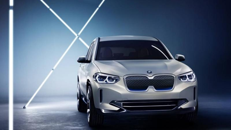叫戰m Benz Eq C Bmw Ix3 Inext I4 蓄勢待發 自由電子報汽車頻道