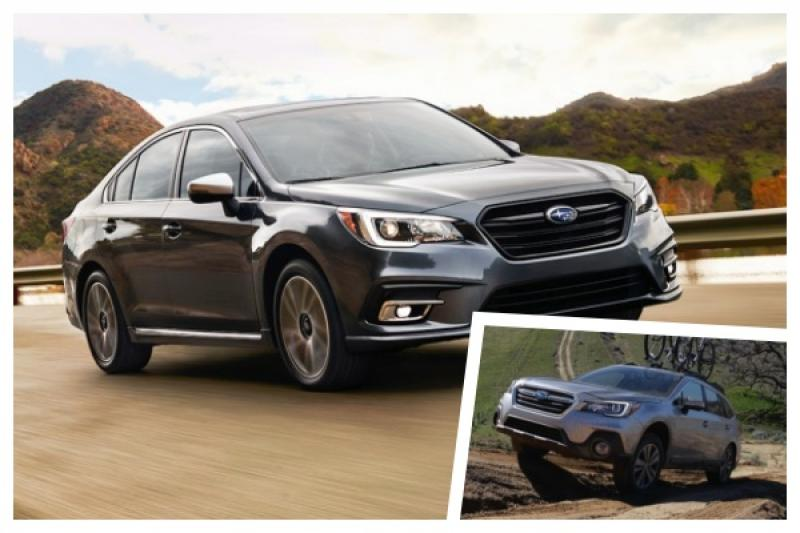 Subaru 雙旗艦都要大改款,全新 Legacy、Outback 明年 4 月問世!