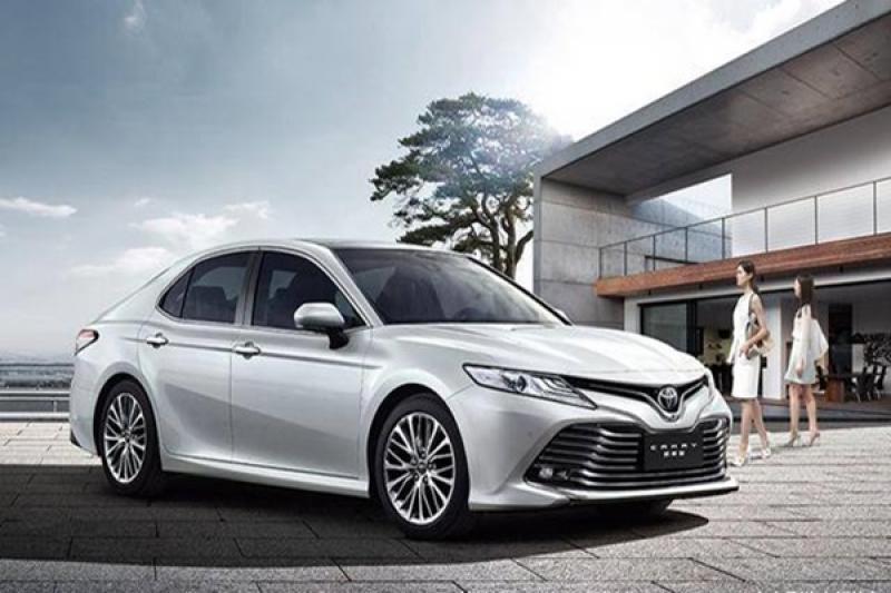 比台灣早三天上市!泰規大改款 Toyota Camry 有 2.0 動力可選!