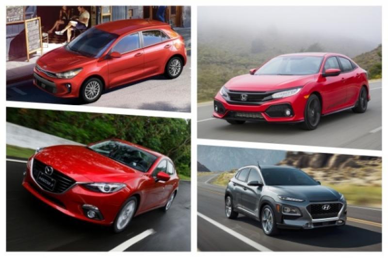 想買車預算有限?美推薦 4 款車,馬 3 與 Hyundai Kona 都入選