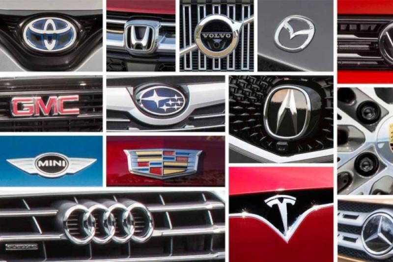 最新汽車品牌可靠度排名出爐!Lexus 重回第一寶座