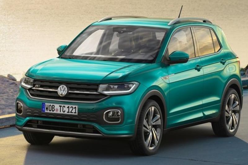跨界 SUV 再添新成員,VW T-Cross 終於亮相!(內有相片集)