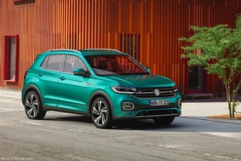 全力開發 SUV!VW : 2025 年休旅車款將佔半數