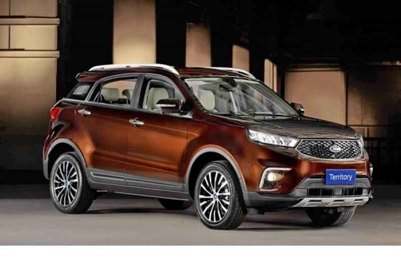 比 Kuga 更大的入門休旅,Ford Territory 全新 SUV 進軍南美市場!