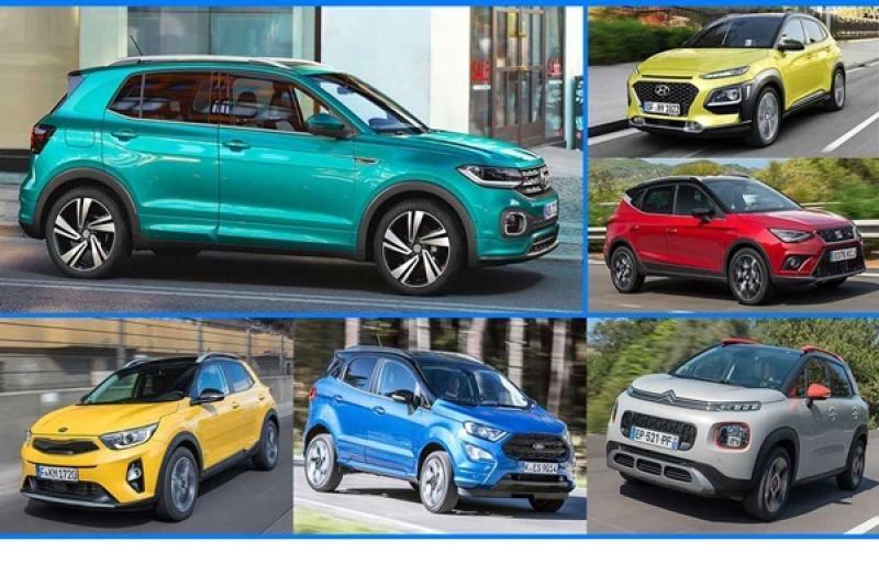跨界小型 SUV 歐洲正夯!13 款受歡迎新寵兒一次看
