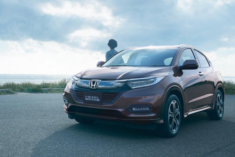 Honda HR-V 大改款日媒推估明年底發表,Coupe 跑旅車型有望現身?
