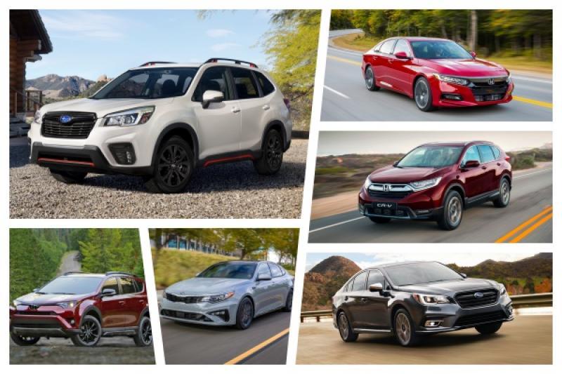 可靠又實惠,消費者報告推薦首購族最適合 6 款車!