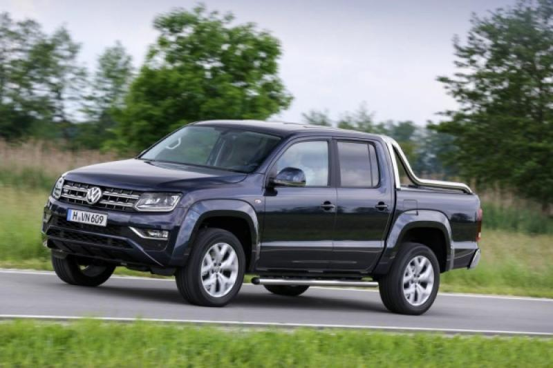 在都會也要開皮卡車!VW 全新概念 Pick-up 11 月亮相