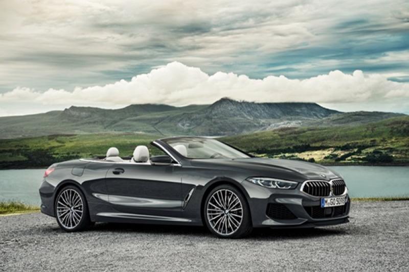 旗艦敞篷超跑搶先看!BMW 8 系列官照首度曝光(內有相片集)