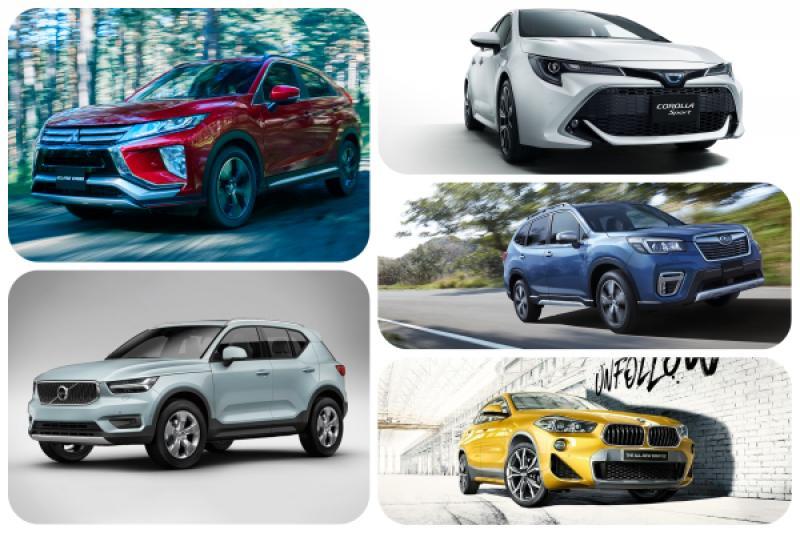 誰是今年日本年度風雲車得主?入圍 27 款新車一次看!