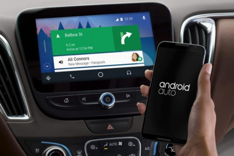 Android 手機的車主有福了!台灣終於開放 Android Auto 下載
