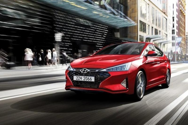 整容換新臉!小改款 Hyundai Elantra Sport 韓國搶先上市